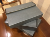 Идеальные короба для хранения с металлическим кантом (пр-во Великобритания)