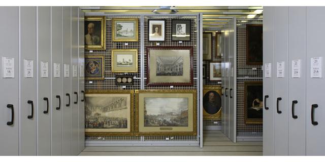 Австрийская национальная библиотека. Вена, Австрия